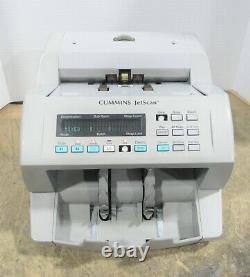 Cummins JetScan 4062 One Pocket Currency Bill Counter Money Scanner Parts/Repair