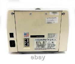 Cummins JetScan 4064 Model 406-9904-00 Single Pocket Currency Counter / Sorter