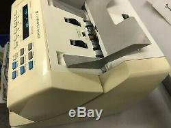 Cummins JetScan 4065 Currency Counter reads New $100 bills Refurbished