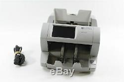 Cummins JetScan 4065ES Currency Bill Money Counter 406-9105-00 Gray