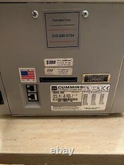 Cummins JetScan Currency Counter 4062 Fully Renewed + Printer