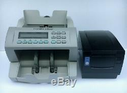 Cummins JetScan Currency Counter 4062 & Thermal Printer Fully Reconditioned