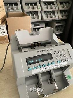 Cummins JetScan Currency Counter 4065 Fully Renewed90 Days Warranty