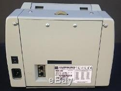 Cummins JetScan Currency Counter 4065 & Thermal Printer Fully Reconditioned