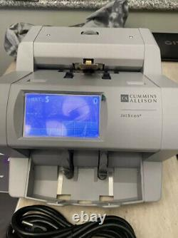 Cummins JetScan Currency Counter 4065ES BRAND NEW1 Year Warranty