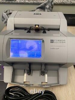 Cummins JetScan Currency Counter 4065ES BRAND NEW90 Days Warranty