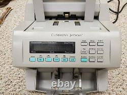 Cummins JetScan Currency Counter -Model 4064