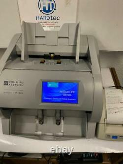 Cummins JetScan Currency Counter iFX100 Refurbished with printer