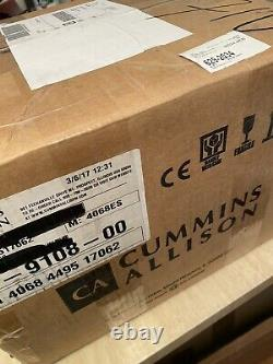 Cummins JetScan Currency Counter iFX103 BRAND NEW90 Days Warranty