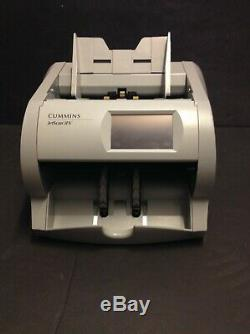 Cummins JetScan iFX i100 Series Currency Scanner/Counter Fully Reconditioned