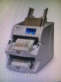 Cummins JetScan iFX i200 2-Pocket Currency Scanner Fully Reconditioned