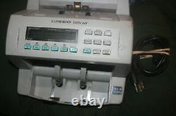Cummins Jetscan 4065 High Speed Money Currency Counter Semi Broken
