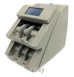 Cummins Jetscan 4096 Dual Pocket Currency Cash Bill Counter 409-9906-00 Cracked