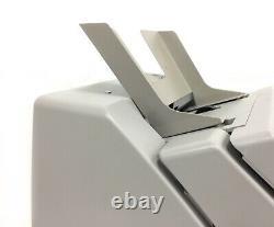 Cummins Jetscan 4096 Dual Pocket Currency Cash Bill Counter 409-9906-00 + Hopper
