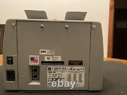 Cummins Jetscan Currency Counter Model 4062 -parts or repair