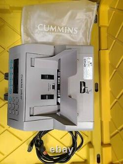 Cummins Jetscan Currency Counter Model 4062 reads new $100