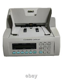 Cummins allison jet scan 4062 currency counter
