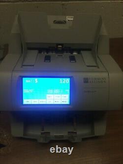 Currency Scanner/counter 4062 Es Cummins-allison