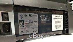 DELARUE Talaris EV8626 MONEY BILL CURRENCY COUNTER SORTER TESTED+WARRANTY