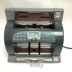 Delarue Talaris EV8626 Cash Bill Money Currency Counter