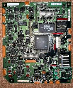 Glory GFR-S80 Currency Counter Main Board (with New $100 SW upgraded)