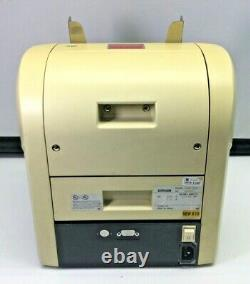 Glory Gfr-s80 Currency Bill Counter, Sorter, Counterfeit Detection New $100 Bill