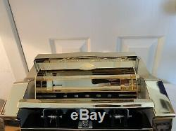 Gold Money Counter Plated Machine Vintage Ben Bill Multi Currency Chrome Baller