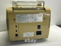 Hedman HC-329 Three Speed Currency Counter @AR317