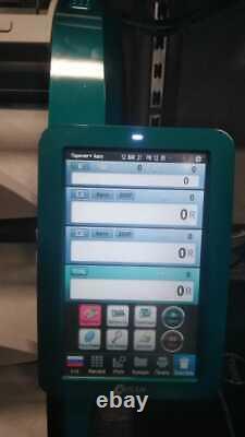 KISAN SMART K3 Premium 3 pocket Discriminator Currency Counter Fitness Sorter