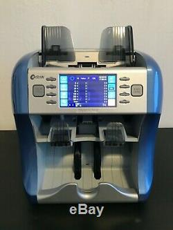 Kisan NEWTON II+ PF Currency Counter Sorter with Authentication