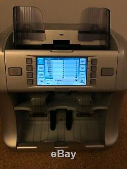 Kisan Newton FS Currency Counter Sorter Auntefication