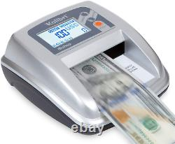 Kolibri Bishop Fake Currency Detector with 5 Advanced Counterfeit Detection Capa