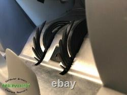 Lot of 3 Talaris/Glory EV8650 Money/Bill/Cash/Currency Counter