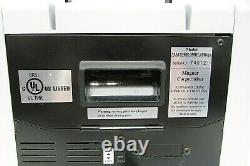 MAGNER 35DC 2003 Bank Note Cash Bill Currency 10 Key Money Counter Machine