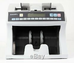 Magner MAGNER35 2003 Bank Note Cash Bill Currency 10 Key Money Counter Machine