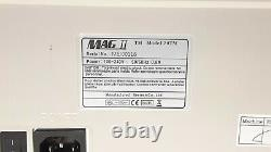 Magner Mag II Model 20TM Electronical Currency Cash Counter TESTED