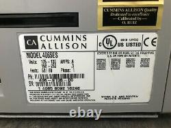 Mint Condition Cummins JetScan Currency Counter 4065ES