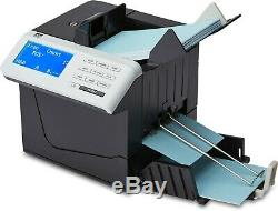 Mixed Denomination Bill Value Counter Cash Money Currency Counting Detector
