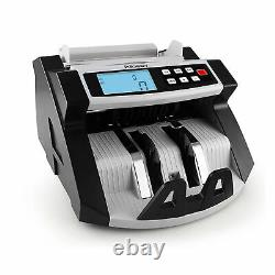 Money Counter Machine Currency Cash Bank Sorter Counterfeit Detection Count L0G2