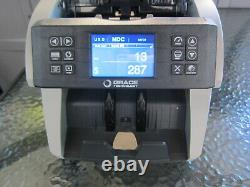 Multiple Currency Money Cash Bill Counter Machine By Grace technology