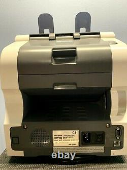N-Gene Money Counter / Currency Counter Works perfectly (1101-ACU2-0122)