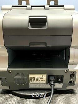 N-Gene Money Counter / Currency Counter Works perfectly (1209-ACU1-0937)