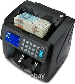 Note Counter Machine Money Currency Banknote Cash Counting Detector Mixed ZZap