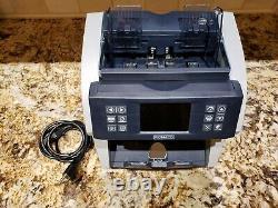 Promnico Automatic Money Cash Bill Counter Machine Multiple Currency EC1500