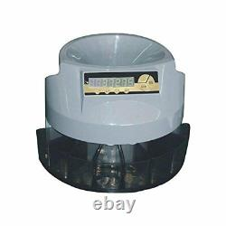 Pyle PRMC820 Money Coin Currency Counter Machine