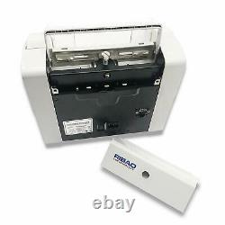 Ribao BC-2000V High Speed Currency Counter UV/MG Counterfeit Money Counter