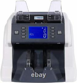 Ribao BC-35 Bill Currency Counter Money Counter UV/MG/IR Counterfeit Detection