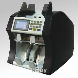 Ribao DCJ-280/Shark 100/N 2 Pocket Currency Discriminator for US Dollars