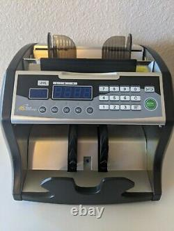 Royal Sovereign RBC-1003BK High Speed Integrated Currency Bill Counter UV MG IR
