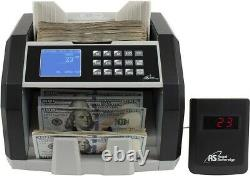 Royal Sovereign RBC-ED250 High Speed Currency Counter with Value Counting